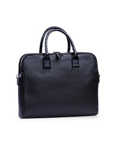 Deri Company Çanta Siyah